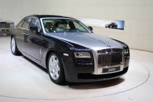 Picture Of Rolls Royce Ghost Rolls Royce Ghost 187 Day A