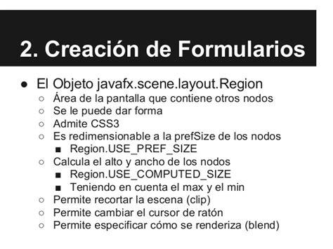 javafx region layout javafx 2
