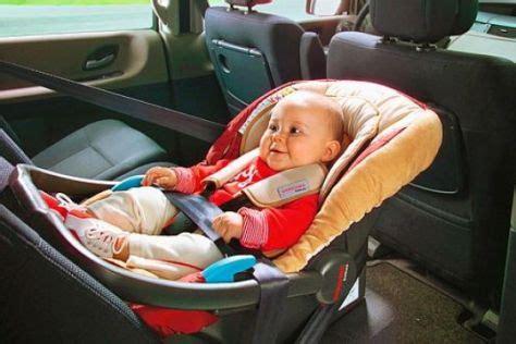 Babyschale Im Auto Befestigen by Baby Pause F 252 R Den Airbag Autobild De