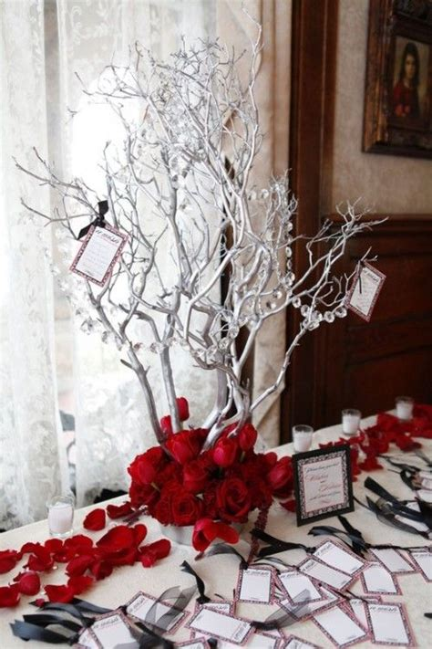 how to make lighted branches best 25 white branch centerpiece ideas on pinterest