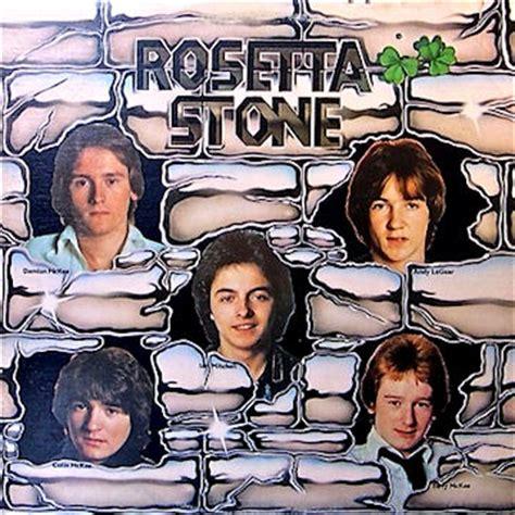 rosetta stone band 832 rosetta stone popscene