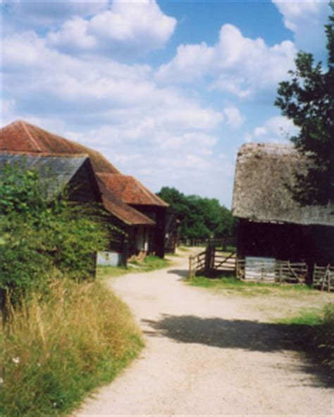 Chicken Cottage High Wycombe by Historic Chilterns Farm Chiltern Open Air Museum