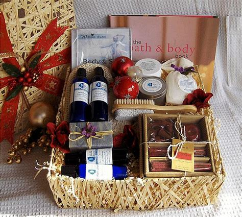 christmas gift basket ideas for women christmas