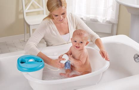 toddler bath tubs for showers summer infant newborn to toddler bath and shower tub ideal baby