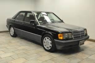 1993 Mercedes 190e 2 6 1993 Mercedes 190e 2 6 Sportline Limited Edition
