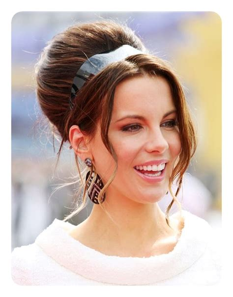 Sock Bun Hairstyles by 60 Awesome Sock Bun Hairstyles With Tutorial