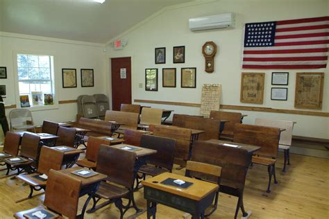 one room god and country at the countryman one room schoolhouse