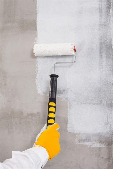 betonmauer streichen 187 anleitung f 252 r ein professionelles - Betonmauer Streichen