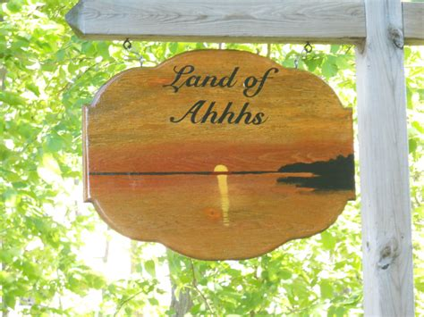 Cottage Name by Cottage Names In A Favorite Place Glen Arbor Sun