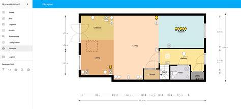 home floorplan floorplan for home assistant floorplan home assistant