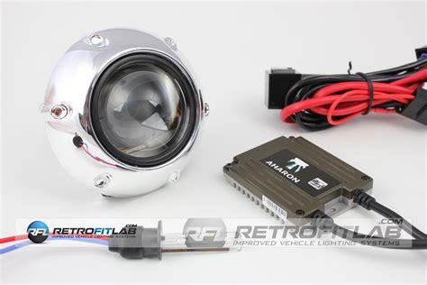 Lu Hid Projector Motor kleine bi xenon projector voor inbouw in kopl mini h1