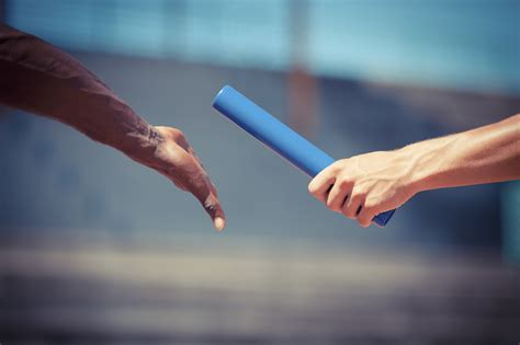 where can i get a baton passing the baton great commission society