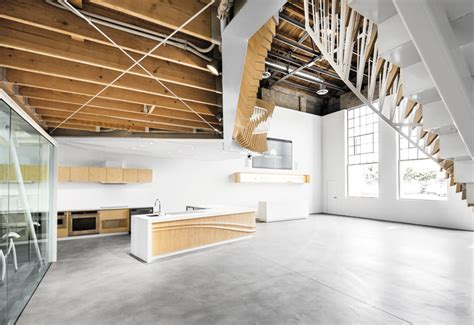 oyler wu collaborative create 3d food lab wallpaper oyler wu collaborative transforms a 1928 los angeles bank