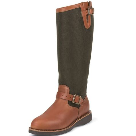 shop s chippewa field snake proof outdoor boots
