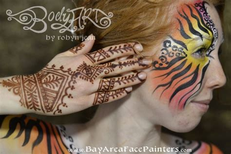 watercolor tattoo bay area hire bay area painters henna artists painter