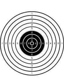 bullseye template printable pictures of targets bullseye clipart best