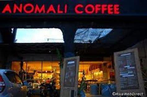 Anomali Coffee anomali coffee ubud gianyar restaurant reviews phone
