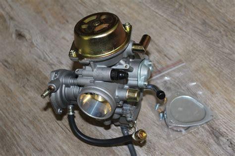 Motorrad Neuer Auspuff Vergaser Einstellen by Motorrad Ersatzteile Yamaha Rhino 660 Vergaser 04 07