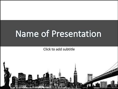 nyu powerpoint template power point templates and backgrounds free