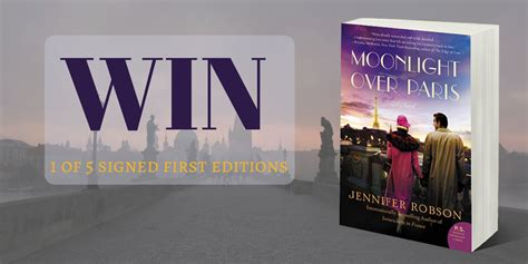win signed copies or a win a signed edition copy of moonlight