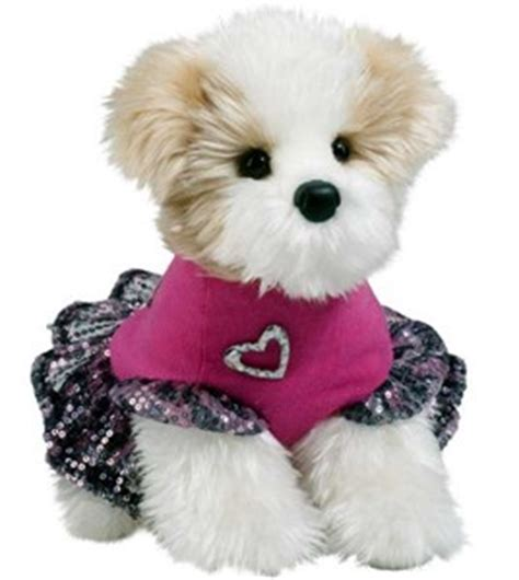 plush shih tzu stuffed animal plush stuffed shih tzu