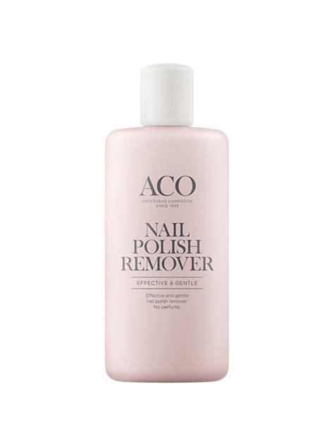 Aseton Nail Remover Tokyo 75 Ml Gc aco nail remover 125 ml apteekkishop fi