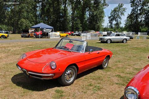 1969 Alfa Romeo by 1969 Alfa Romeo 1750 Spider Veloce Pictures History