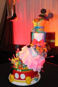 More Whimsical Cakes To Impress by Amazing Whimsical Cake This Cake Is Anyone Who Disney