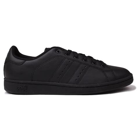lonsdale lonsdale leyton leather mens trainers mens