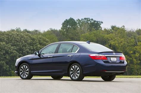 honda accord 2014 hybrid 2014 honda accord hybrid drive report