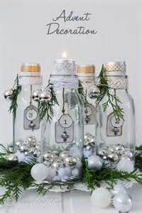 advent candles decoration 12 days of