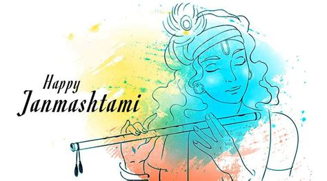 happy janmashtami  wishes images quotes status