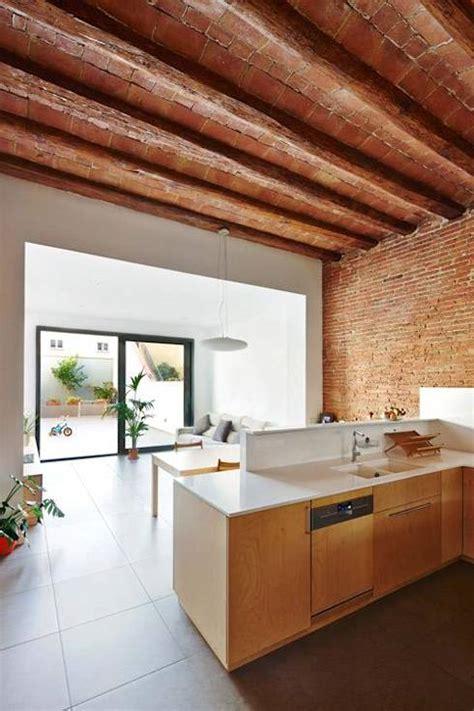 Len Wohnzimmer Decke by Das Beeindruckende Interieur Eines Normalen Hauses