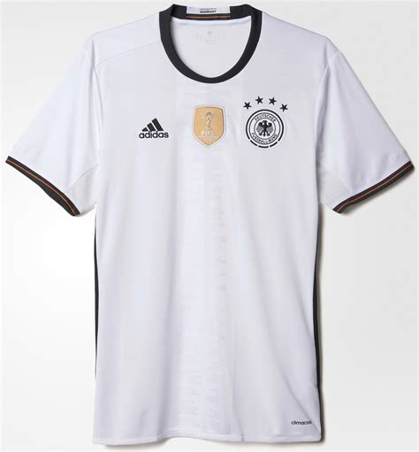 Jersey Germany Home adidas germany 2016 home jersey