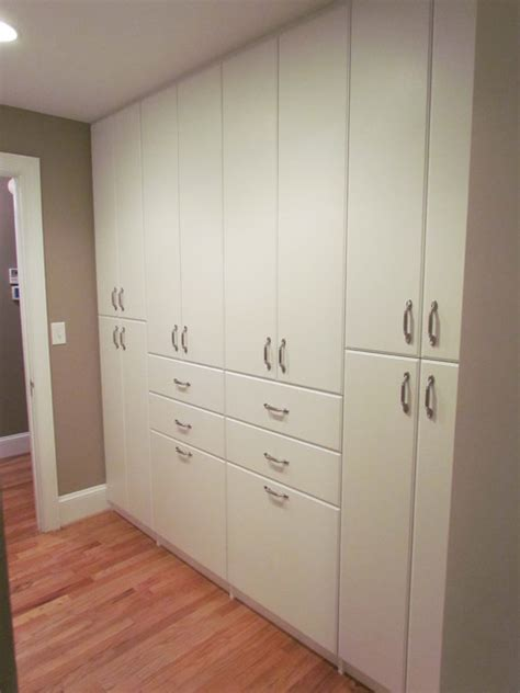 Built In Wall Closets by Atlanta Closet Hallway Built In Traditional Atlanta