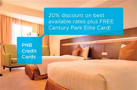 Pnb Gift Card - pnb and century park hotel promo philippine contests and promos