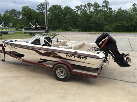 fish and ski boats for sale in indiana used ski and fish nitro boats for sale boats