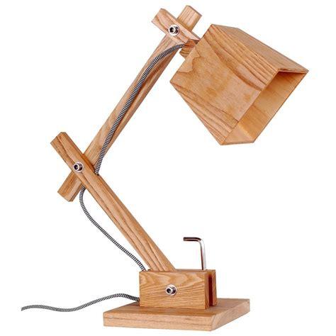 wooden light wooden table light