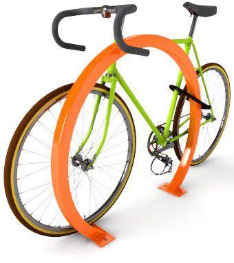 Duro Bike Rack by Arc Rack Dero Catalog