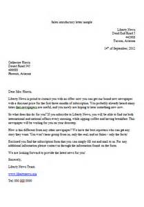 Sle Business Letter by Best Photos Of Sle Sales Letter Template Business Sales Letter Sle Sales Cover Letter