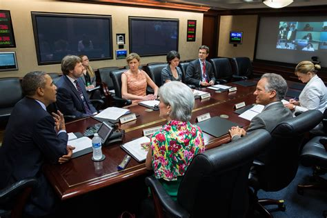 obama situation room obamacare conference call