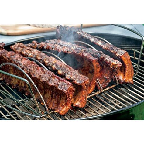 Grilling Rack Of Ribs by Grill Accessories Gt Rib Rack
