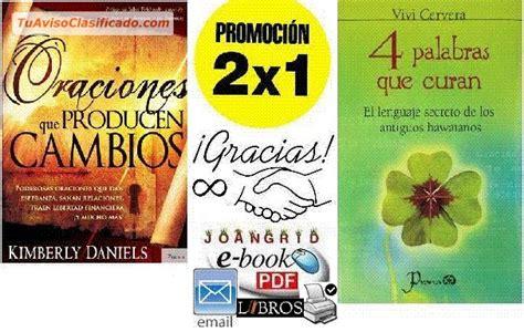 libro oraciones que producen cambios e books de libros m 250 sica y pel 237 culas en