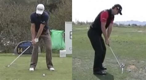 one plane golf swing takeaway justin rose golf swing analysis consistentgolf com