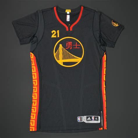warriors new year jersey where to buy ian clark golden state warriors worn new