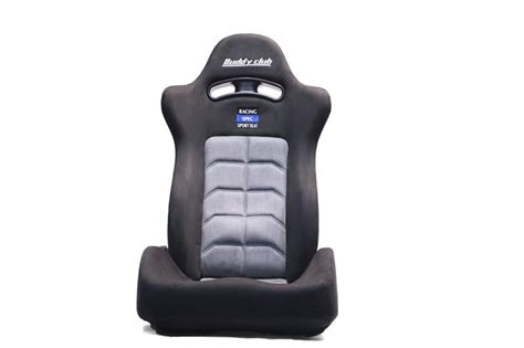 reclinable seat buddy club racing spec sport reclinable seat nissan race