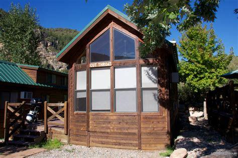 Glenwood Cabins by Glenwood Springs Colorado Family Destination