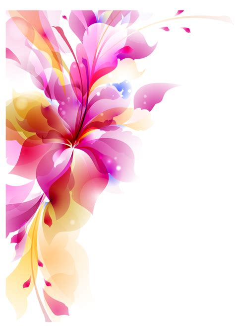 Flower Vector flowers vectors png transparent free images png only