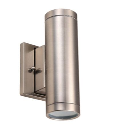 led cylinder light fixture led cylinder wall up light fixture in 20 watts