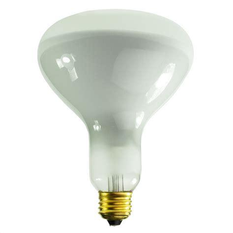 300 Watt Light Bulb by 300w Br40 Incandescent Reflector 130v Plt 107776